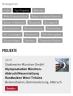 Website für die Münchener Bauunternehmung Nagelschneider— Ausschnitt im mobilen Layout