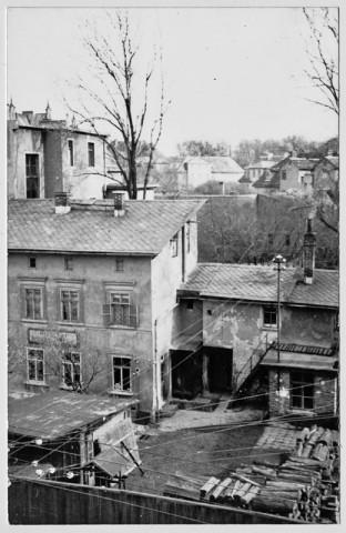 Henßstraße 1, vermutlich vor 1980, Stadtarchiv 60 10-5/33