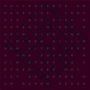 Pulverbrote Encapsulés album cover