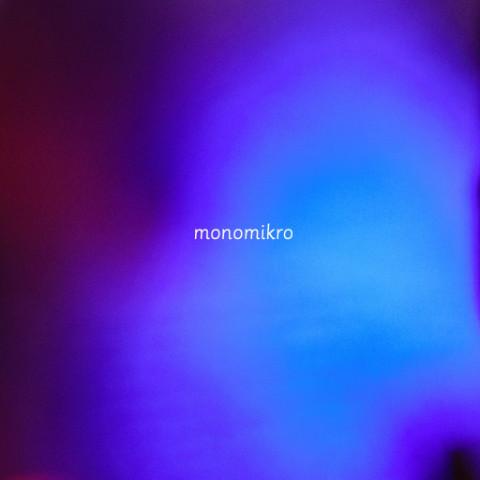 Cover: monomikro— Matrikelfünfundneunzig
